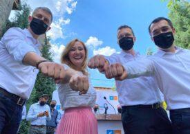 După ce PSD a acuzat că Guvernul a alocat discreționar bani pentru primării, Elena Lasconi anunță o premieră pentru Câmpulung Muscel: Mulțumesc Dan Barna și Ionuț Moșteanu!