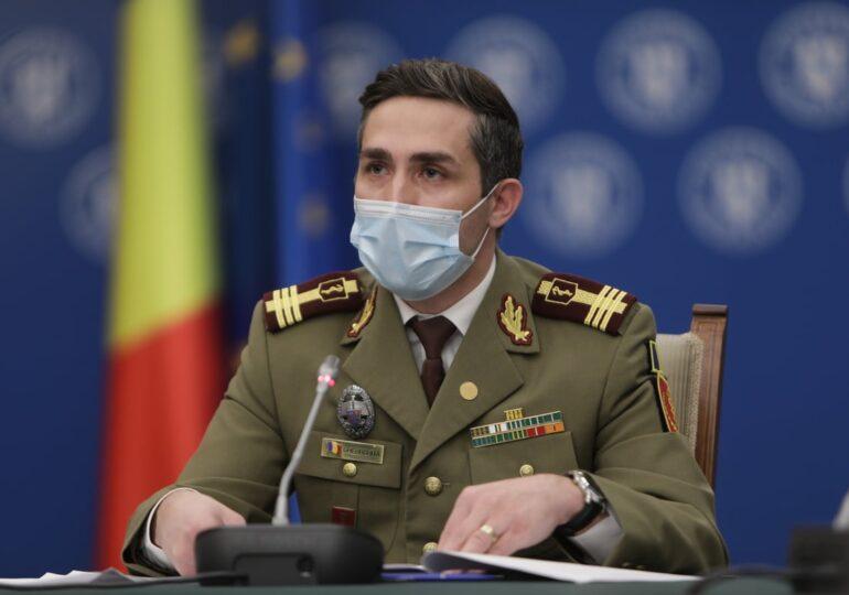 Medicul Valeriu Gheorghiţă anunță că elevii de peste 16 ani ar putea fi vaccinați cu prioritate