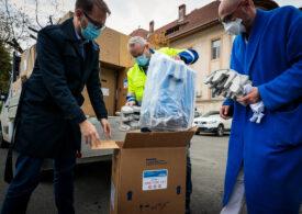 Fritz îi răspunde șefului CJ Timiş (PNL): Lupta împotriva pandemiei a fost pasată primăriilor. Președinții de CJ au timp să orchestreze atacuri politice