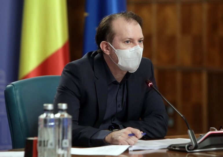 Cîțu acuză CES că întârzie avizul pentru proiectul care prevede închiderea restaurantelor care nu respectă legea: E nevoie de reformă