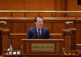 Cîțu, despre buget: Forțează reforma companiilor de stat