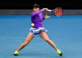 Ana Bogdan, eliminata în primul tur al turneului de la St. Petersburg