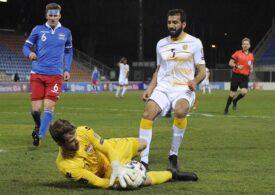 Uriașă surpriză în grupa României de calificare la CM 2022. Islanda a fost învinsă în Armenia