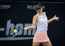 Irina Begu a fost învinsă în finală la Cleveland