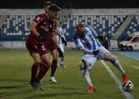 Liga 1: CFR Cluj se distrează cu Poli Iași și așteaptă derbiul cu FCSB la egalitate de puncte cu trupa roș-albastră