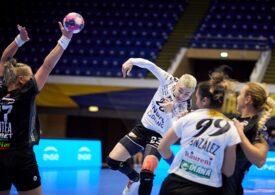 CSM București își cunoaște adversara din sferturile Ligii Campionilor la handbal feminin