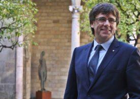Carles Puigdemont rămâne fără imunitatea de europarlamentar
