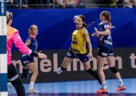 """Acuze dure din partea Denisei Dedu cu privire la arbitrajul meciului România - Norvegia: """"Au fost împinse de la spate"""""""