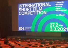 Festivalul Internațional Film O'Clock și-a ales câștigătorii