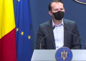 Cîțu spune că le-a cerut miniștrilor Turcan și Voiculescu să plătească amenda după ce au fost fotografiați fără mască