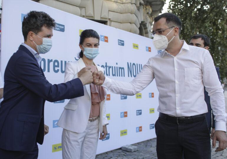 Sunt manipulate datele despre pandemie? Iohannis intervine în scandalul dintre Violeta Alexandru și Vlad Voiculescu