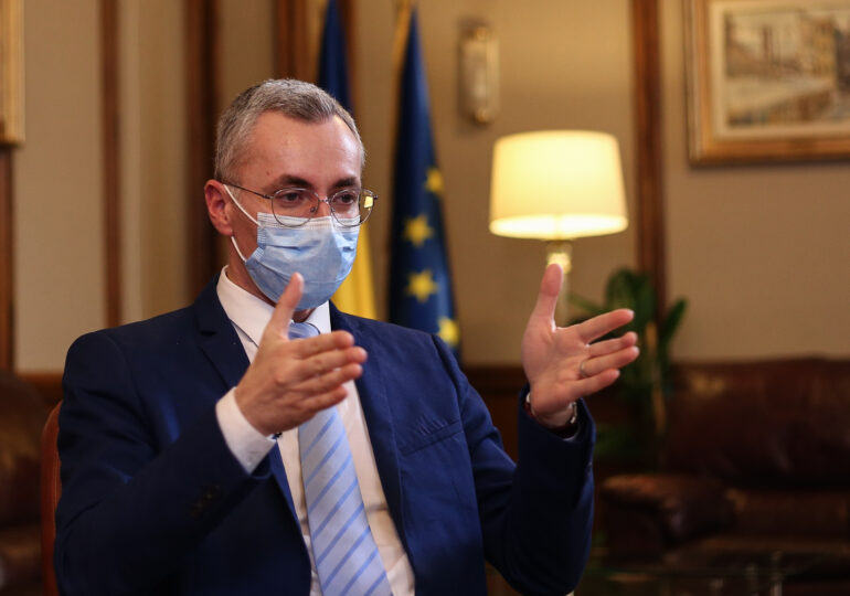 Reacția lui Stelian Ion, ministrul Justiției, după demiterea lui Vlad Voiculescu