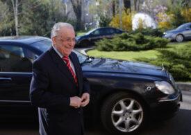 Ion Iliescu, anunț de ziua lui, la 91 de ani: M-am vaccinat și m-am simțit bine