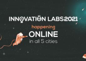 39 de echipe se alătură programului de accelerare Innovation Labs 2021 în București și Sibiu