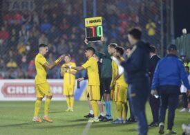 Lotul României pentru Campionatele Europene de tineret. Care sunt surprizele lui Adrian Mutu