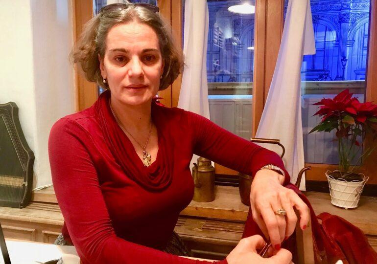 """Ameninţări cu moartea la adresa actriţei Maia Morgenstern, trimise """"din partea partidului AUR"""" către Teatrul Evreiesc de Stat"""