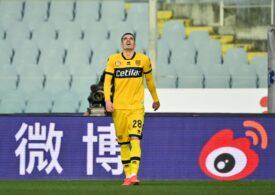 Gol marcat de Mihăilă pentru Parma, din pasa lui Dennis Man. Românii fac spectacol în Serie A (Video)