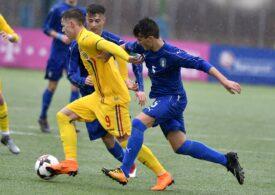 Louis Munteanu a făcut spectacol pentru Fiorentina Primavera și a marcat două goluri cu AC Milan