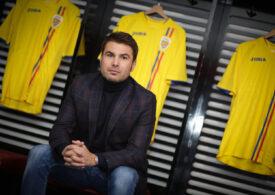 Adrian Mutu vrea să plece de la naționala de tineret: Anunțul făcut de Răzvan Burleanu