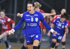 Bornă impresionantă atinsă de Cristina Neagu în Champions League, după victoria cu Râmnicu Vâlcea