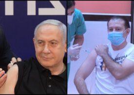 Cifrele din Israel, un indiciu important și pentru România. Pentru a scăpa de epidemie, trebuie vaccinate 10 milioane de persoane