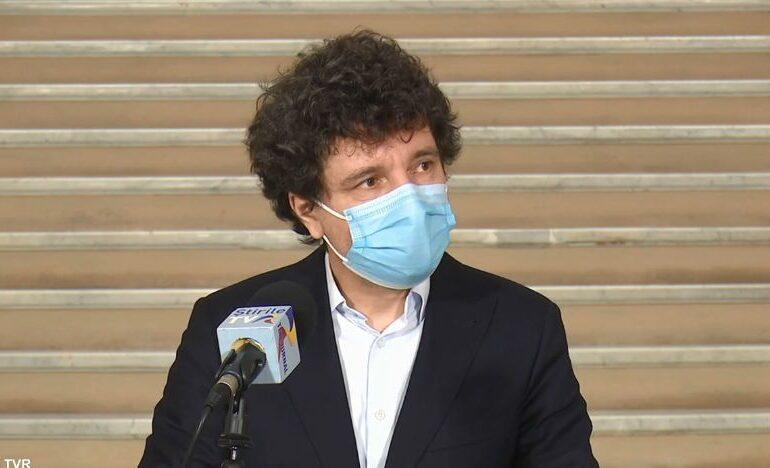 Nicuşor Dan a sesizat Parchetul după decesul celor trei persoane de la Spitalul Victor Babeș