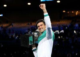 Novak Djokovici devine de luni ''Nr.1 istoric'' în clasamentul ATP