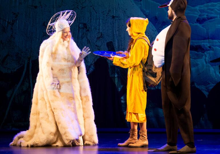 Descoperă poveștile lui Creangă în luna martie la Teatrul Ion Creangă