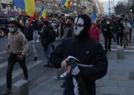 Încă o zi de proteste în țară: Numărul participanților este mult redus. Cei mai mulți nu poartă nici azi mască (Foto & Video)