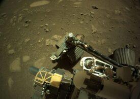 Roverul Perseverance şi-a început explorarea pe Marte