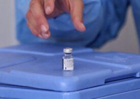 Comisia Europeană: Pfizer va livra în avans 10 milioane de doze de vaccin, în această primăvară