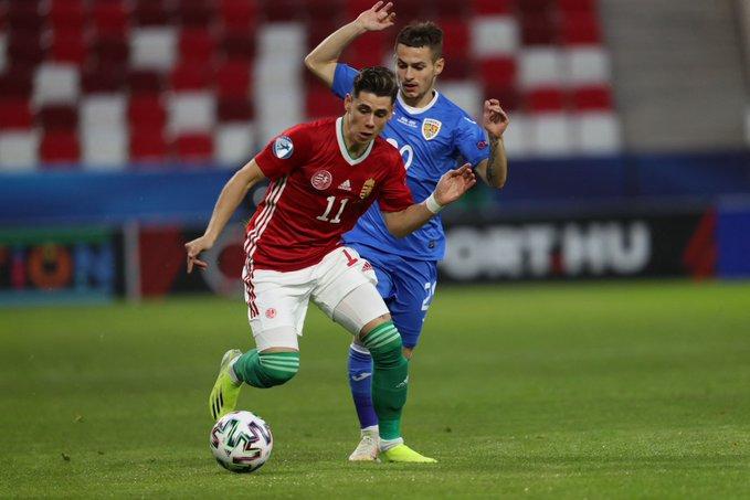 Ce scrie presa maghiară după eșecul Ungariei cu România la Campionatul European de tineret
