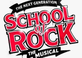 """Casting pentru musicalul """"School of Rock""""!"""