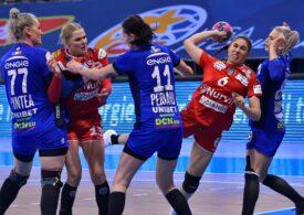 CSM București o învinge pe SCM Râmnicu Vâlcea în Liga Campionilor după un meci spectaculos