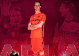 Arlauskis face un gest superb din dragoste pentru CFR Cluj