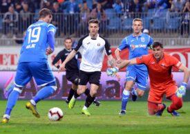 Universitatea Craiova a ofertat un jucător din naționala României