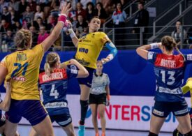 România, învinsă de Norvegia la Turneul Preolimpic de handbal feminin. Duminică avem meciul decisiv