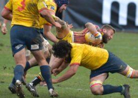 România învinge Spania în Rugby Europe Championship