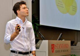 Un medic român, profesor la Universitatea Stanford, a fost desemnat cercetătorul anului 2021