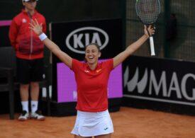 Eugenie Bouchard a pierdut finala WTA de la Guadalajara