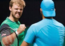 Horia Tecău, la prima finală de turneu ATP în 2021, cu noul său partener de dublu