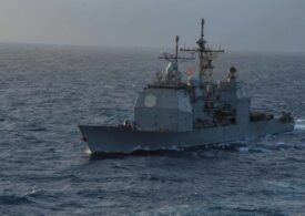 """Începe """"Sea Shield 21"""" în Marea Neagră: Nave ale Flotei ruse, mobilizate pentru supravegherea crucişătorului USS Monterey"""