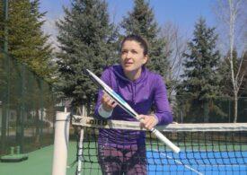 Alexandra Dulgheru obține o victorie în două seturi la primul meci jucat în ultimii doi ani