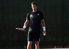 O nouă lovitură pentru Andy Murray