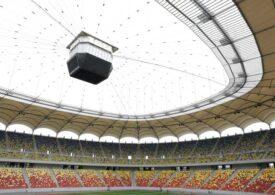 Patru categorii de persoane pot avea acces la meciurile de pe Arena Naţională
