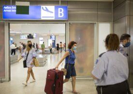 Poliţia greacă a oprit pe aeroportul din Atena un grup de migranţi care se dădeau drept sportivi români