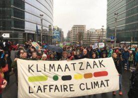 60.000 de belgieni dau în judecată autorităţile pentru că nu au luat măsuri împotriva încălzirii globale