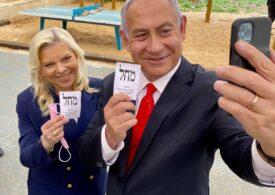 Alegeri în Israel: Partidul lui Netanyahu câștigă, dar are nevoie de coaliție - exit poll