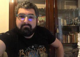 Bogdan Oprea a demisionat din funcția de purtător de cuvânt la MS: Revin exclusiv la cariera didactică