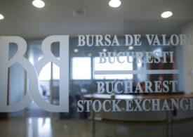 Maxim istoric pentru Bursa de la Bucureşti